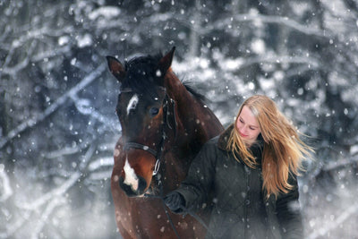 Stay warm this winter - best tips for equestrians