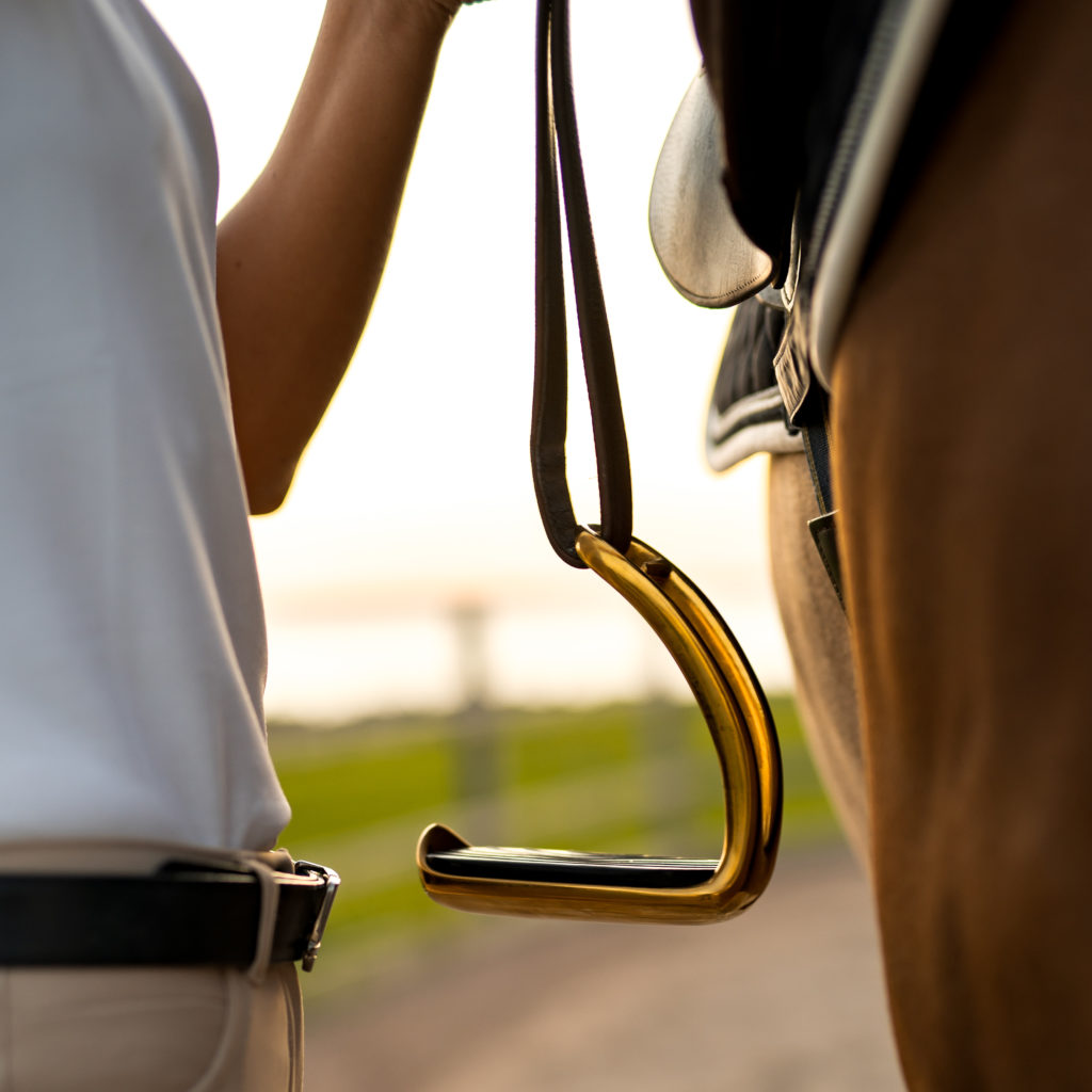 Should I buy safety stirrups online?