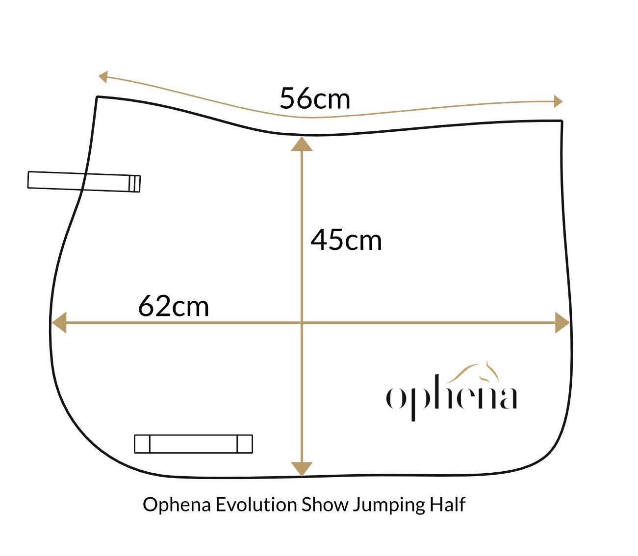 Ophena Evolution Show Jumping Half