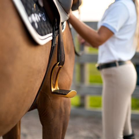 Buying safety stirrups online