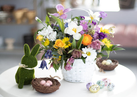 Easter Flowers, Red Deer Florist, Vancouver Florist
