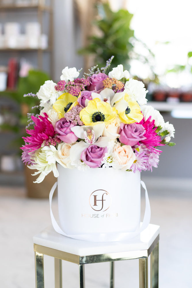 Primi Fiori | Vancouver & Red Deer Florist | House of Fiori
