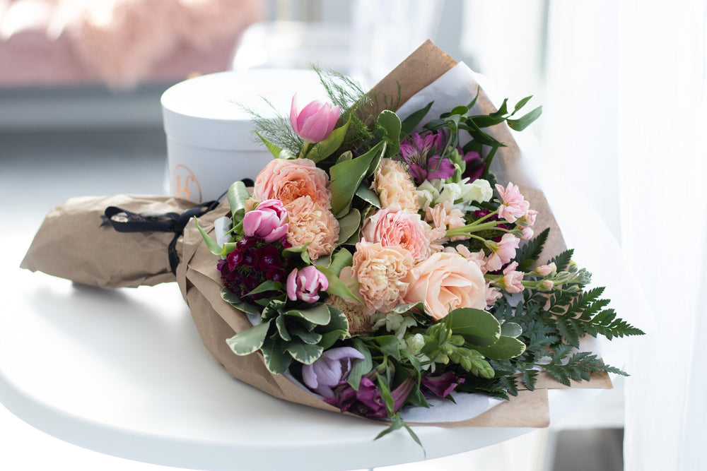 Hand-tied Floral Bouquets