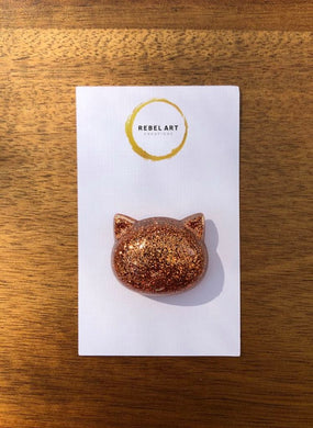 Brooch - Kitty