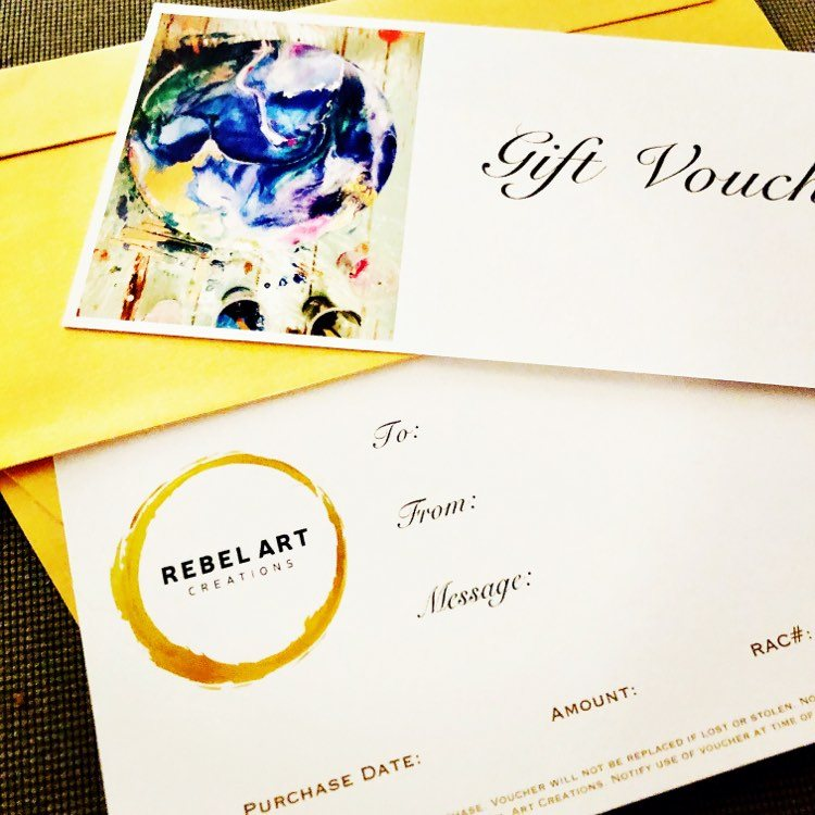 Gift Voucher - Choose your value
