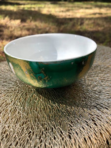 Ceramic trinket bowl