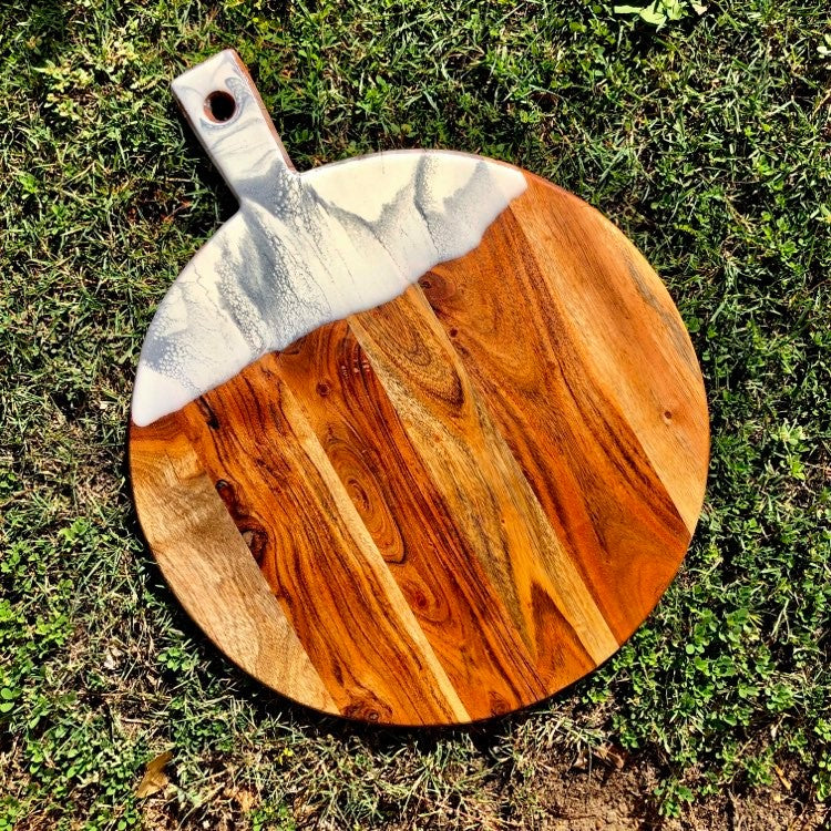 Serving Board Large Round