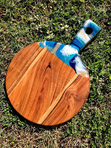 Serving Board Small Round