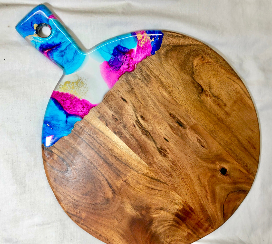 Serving Board Medium Round