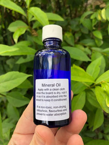 Mineral Oil - Care for your board