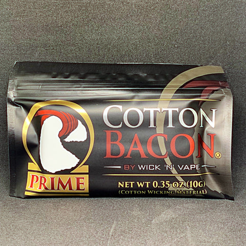 Cotton Bacon Prime - ChaseTheFlavor.net