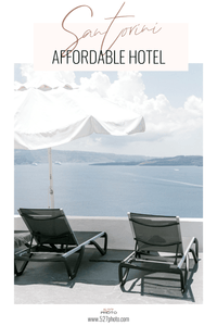 Affordable Luxury Hotel in Santorini, Greece