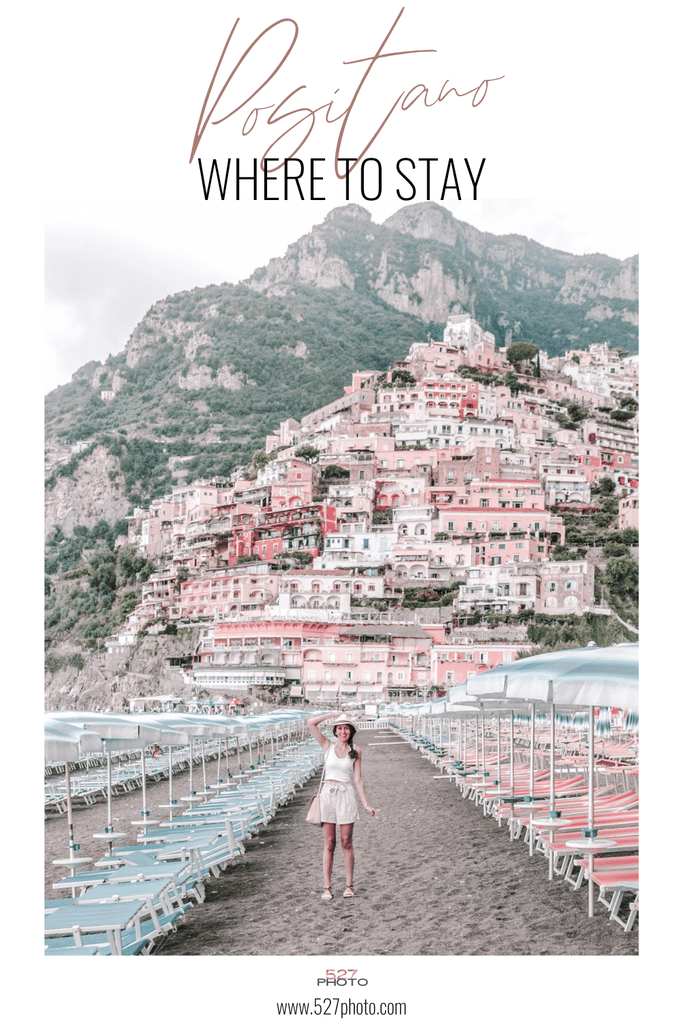 An Affordable Boutique Hotel in Positano, Italy