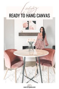 Easy, Ready to Hang Canvas and Framed Canvas Wall Art
