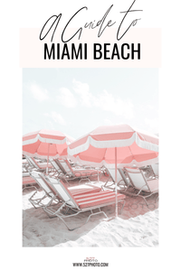 Things To Do and Beaches to See in Miami Beach