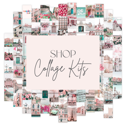 Collage Print Kits & Packs