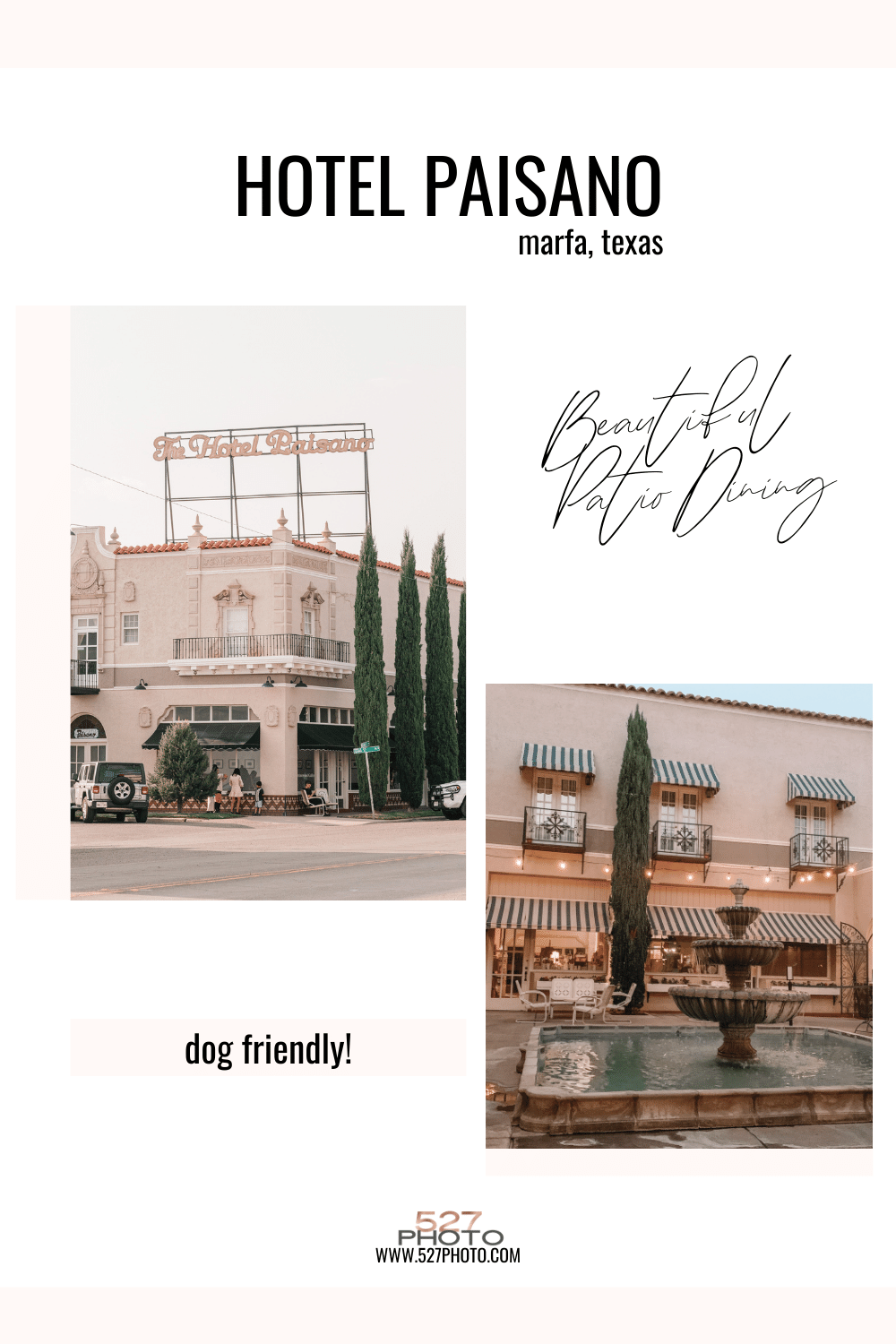 Where to eat Marfa, Texas