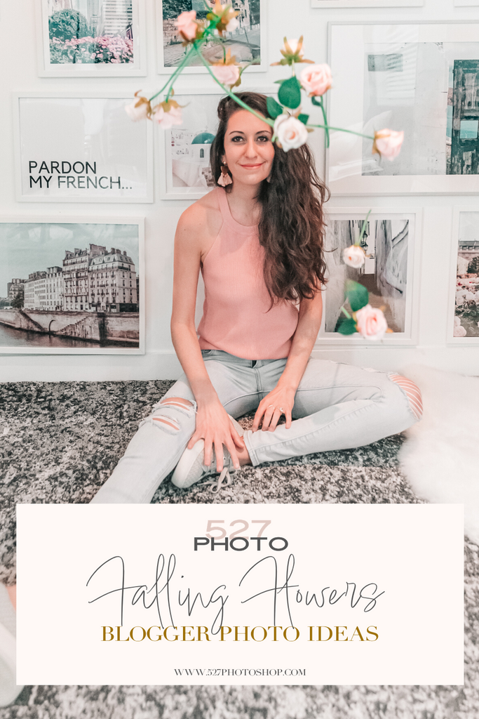 Indoor photo ideas for bloggers and influencers
