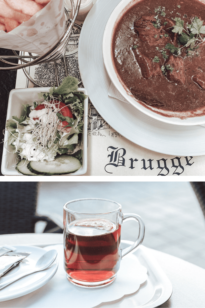 What to eat in Bruges