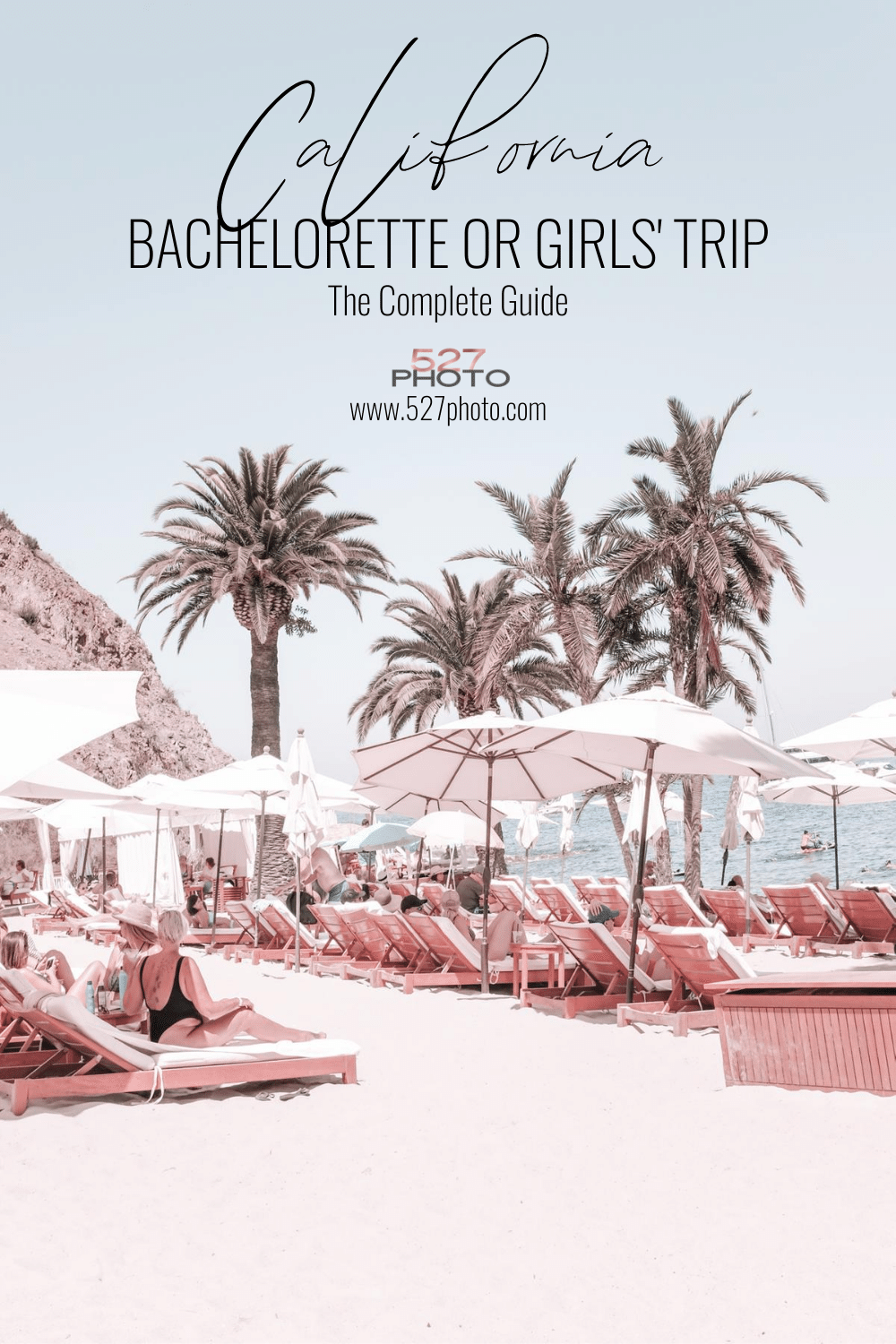 Best bachelorette party and girls trip destinations