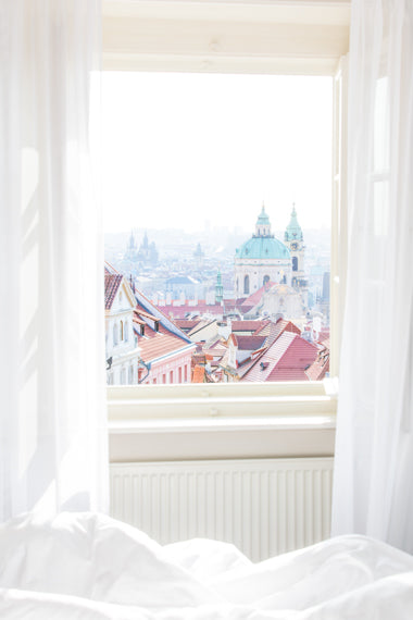 prague hotel room with a view