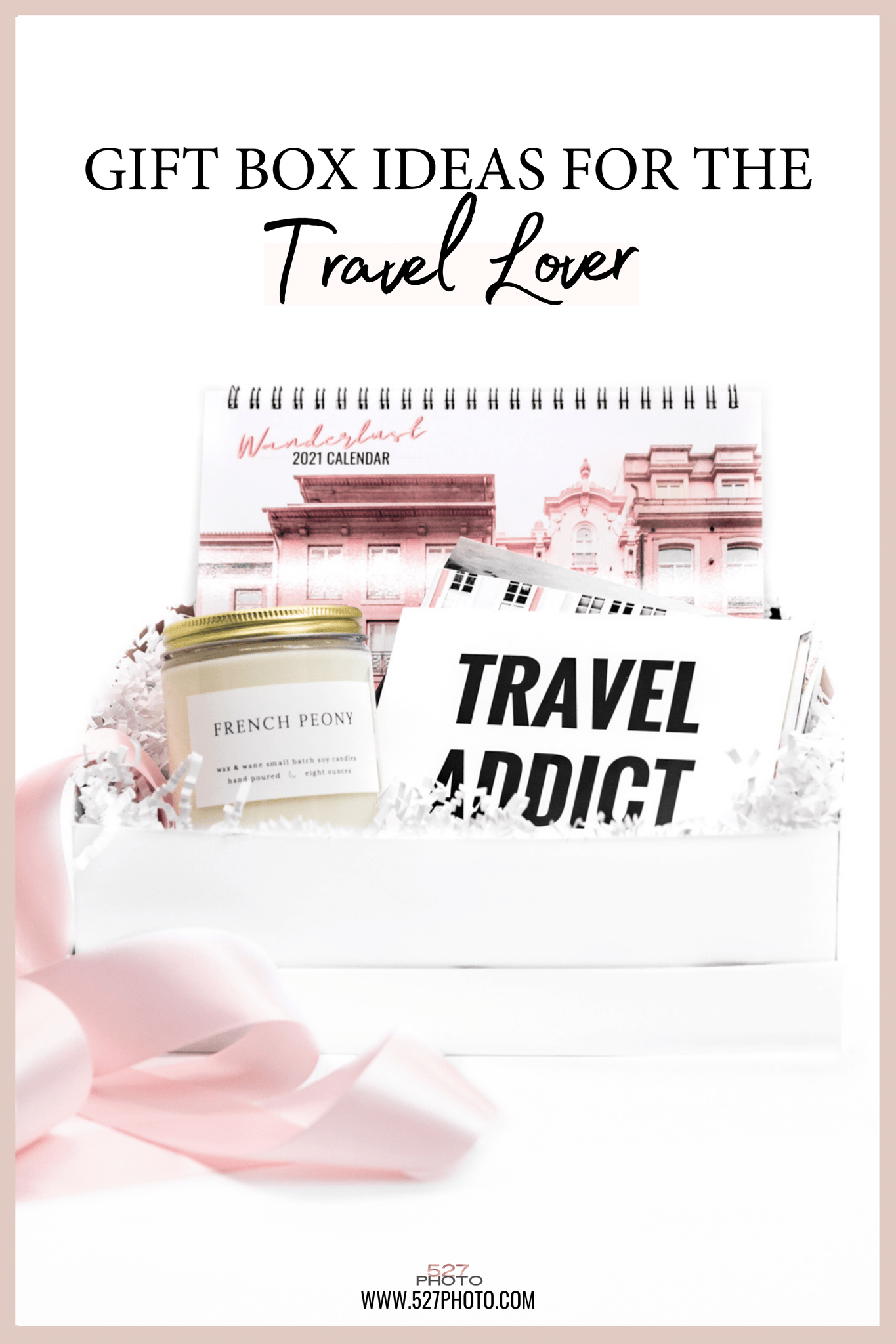 Gift box ideas for the travel lover