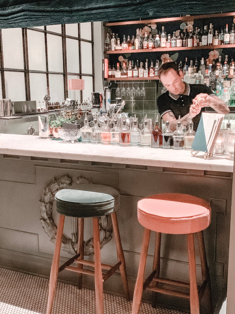Best cocktails in Portland