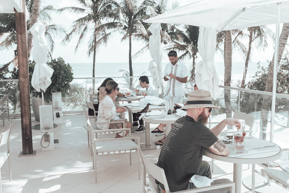 beachfront restaurant miami beach
