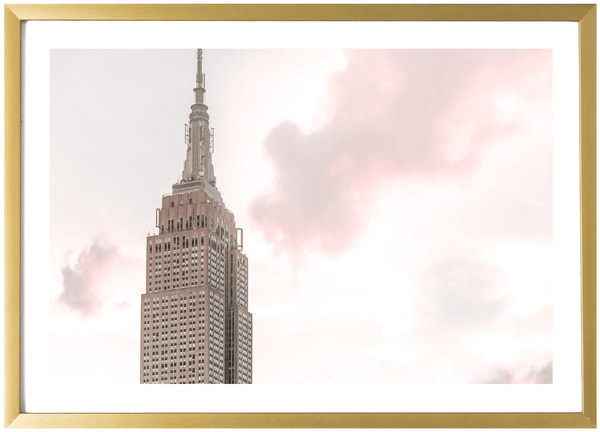 New York Cirt Art Prints