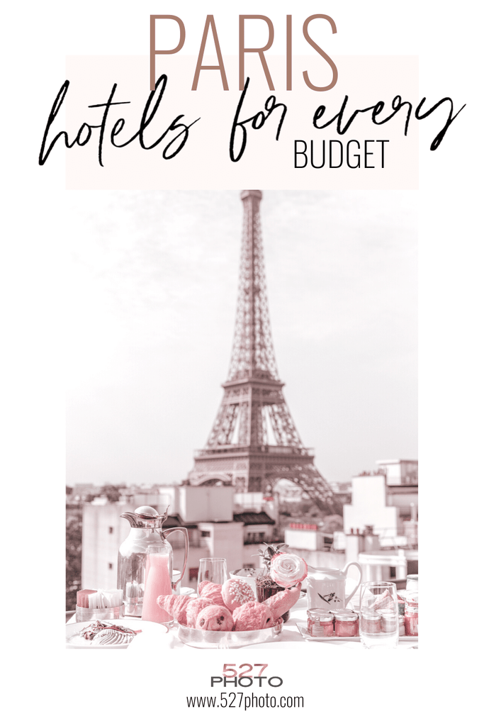 Paris hotels for every budget