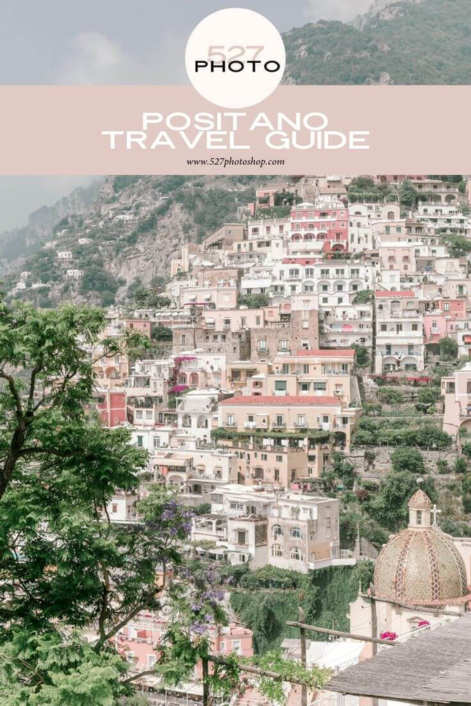 What to do in Positano