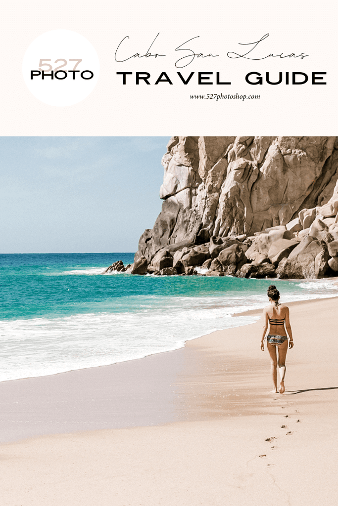 The Best Beach in Cabo San Lucas, Mexico