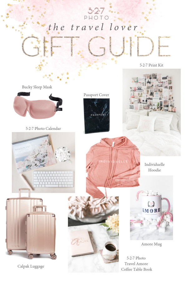 travel lover gift guide affordable