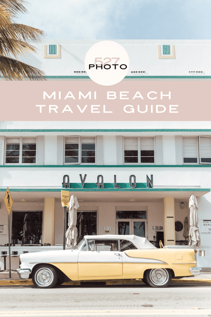 Miami Beach Travel Guide