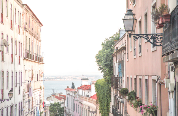 LISBON PORTUGAL PHOTOGRAPHY PRINT