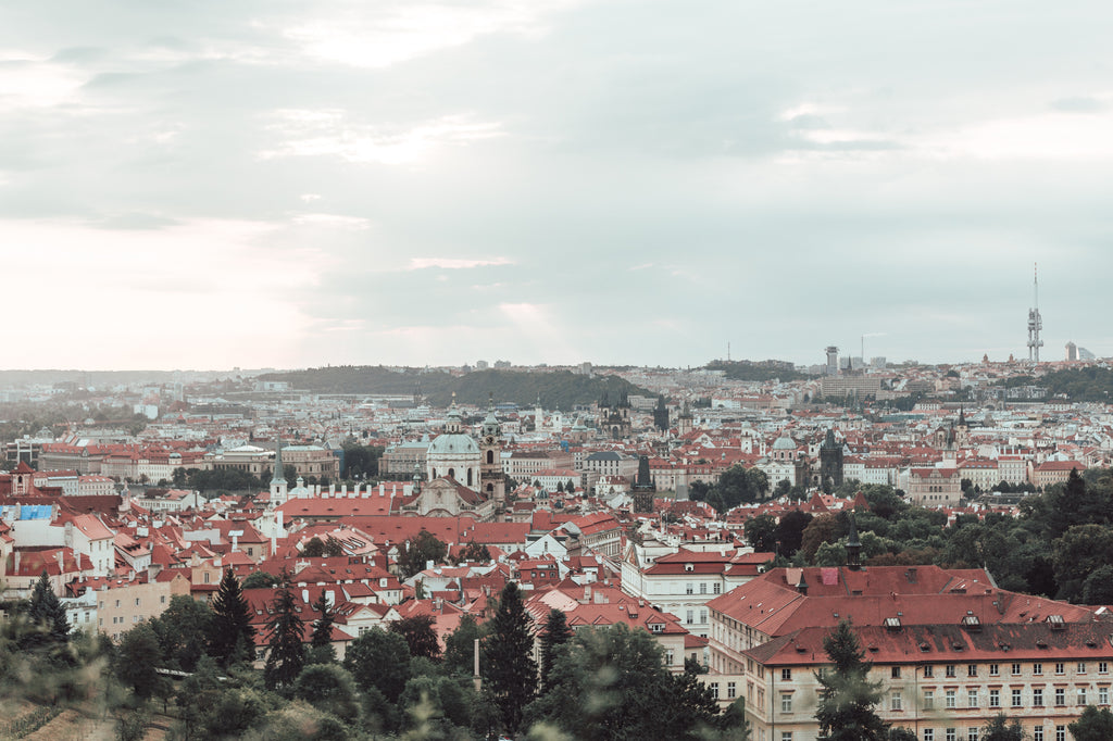 best prague views