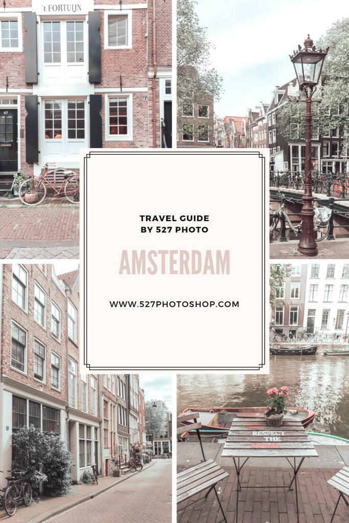 Day Trip to Amsterdam Travel Guide