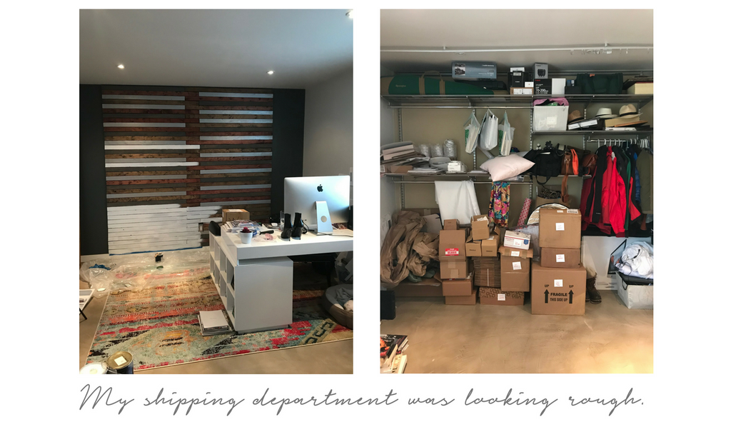 office makeover before and after