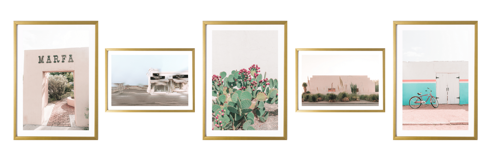Prada Marfa Art Prints