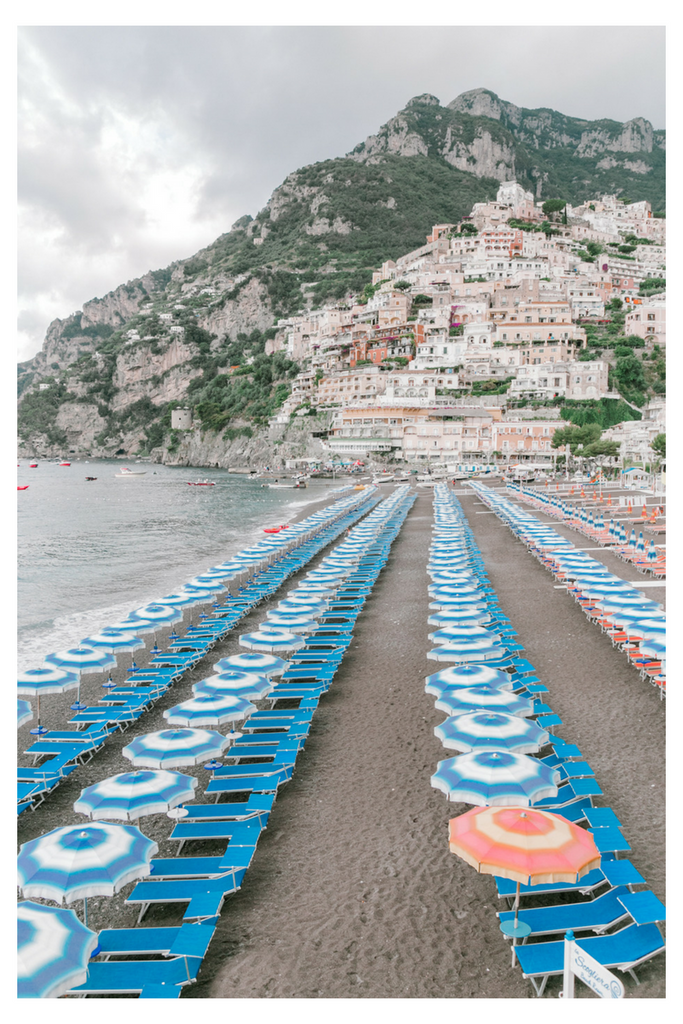 positano restaurants with a view