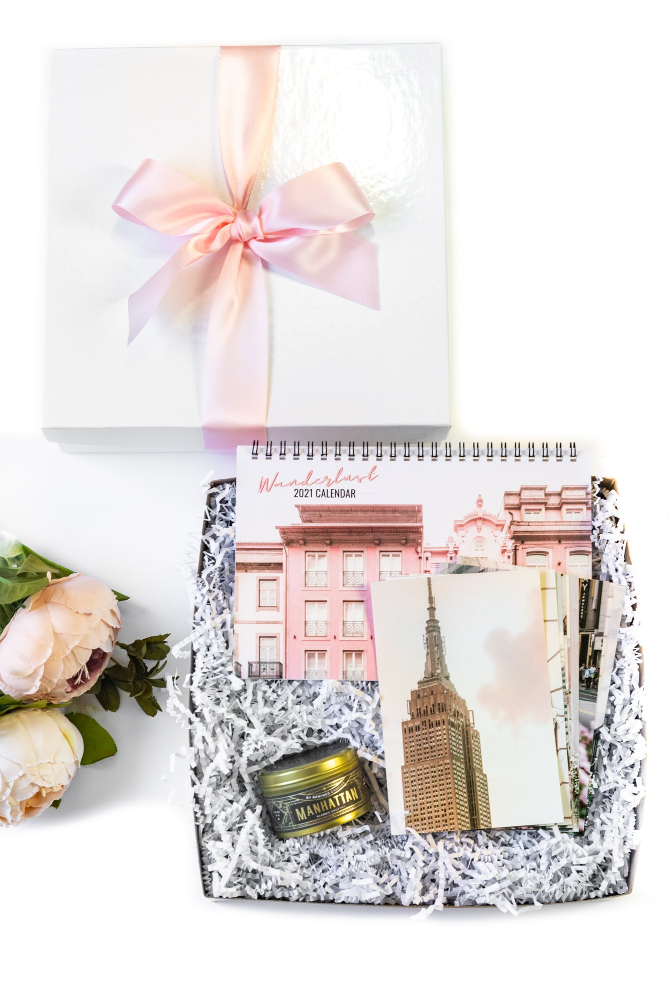 New York City Gift Box for the Travel Lover