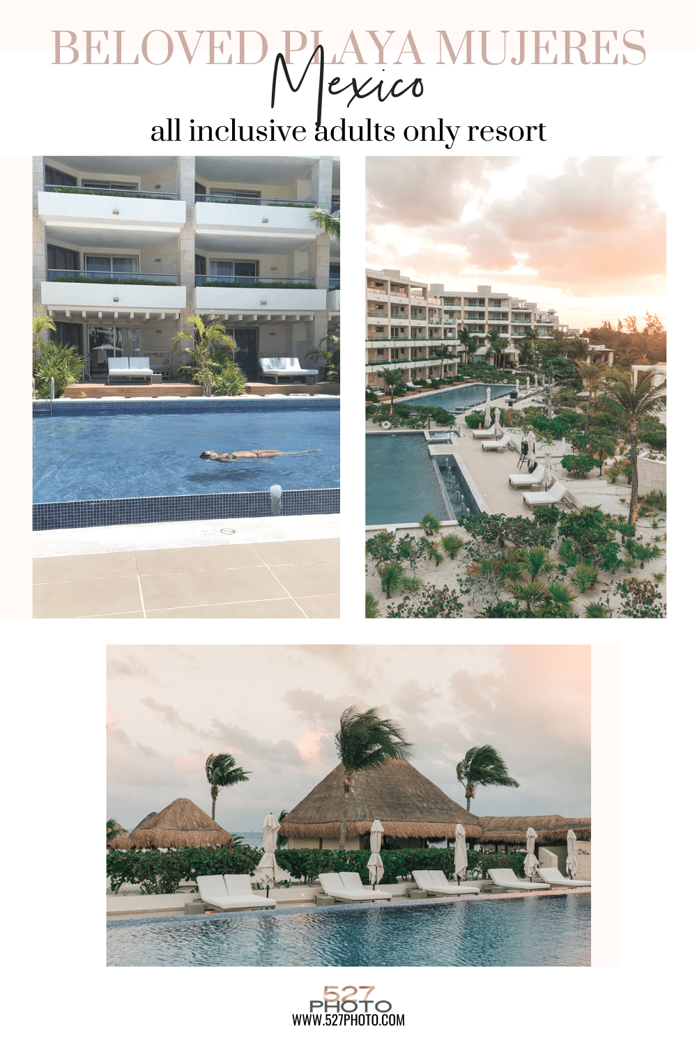 all inclusive mexico vacations