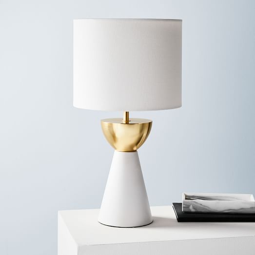 glam chic table lamp