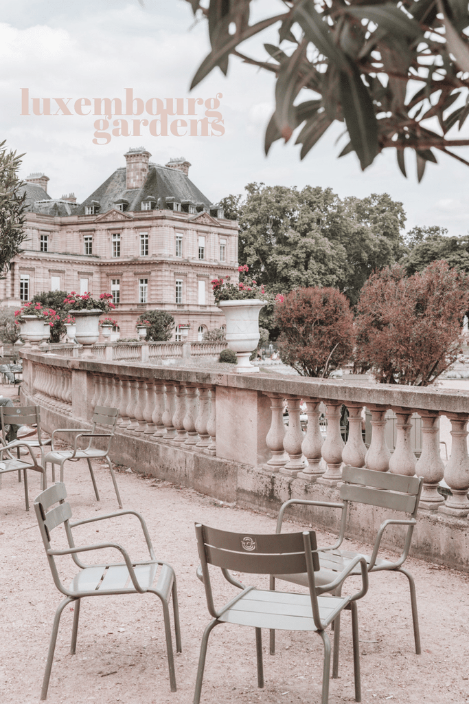 The best gardens in Paris
