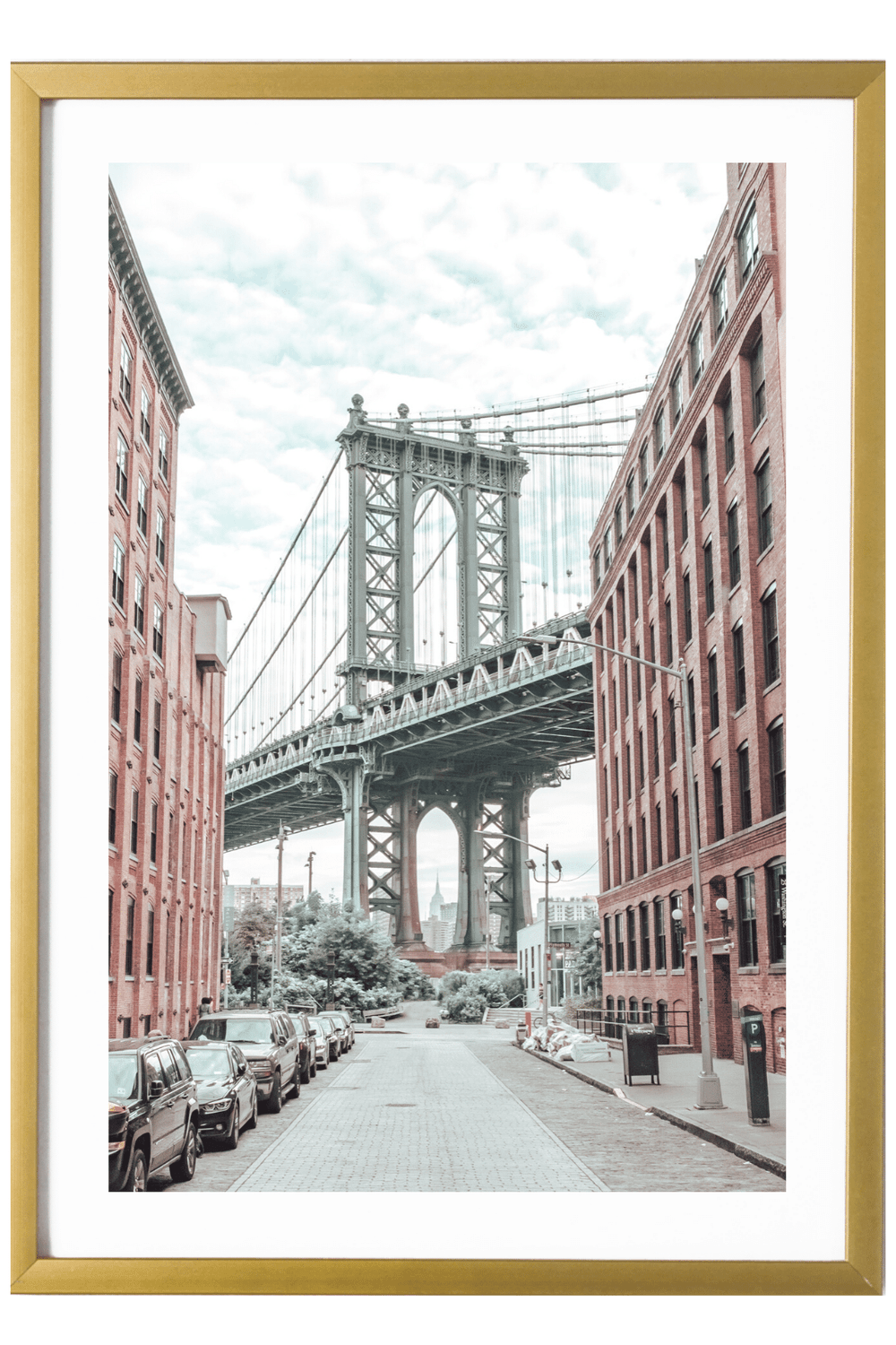 Brooklyn Art Print - Dumbo #1