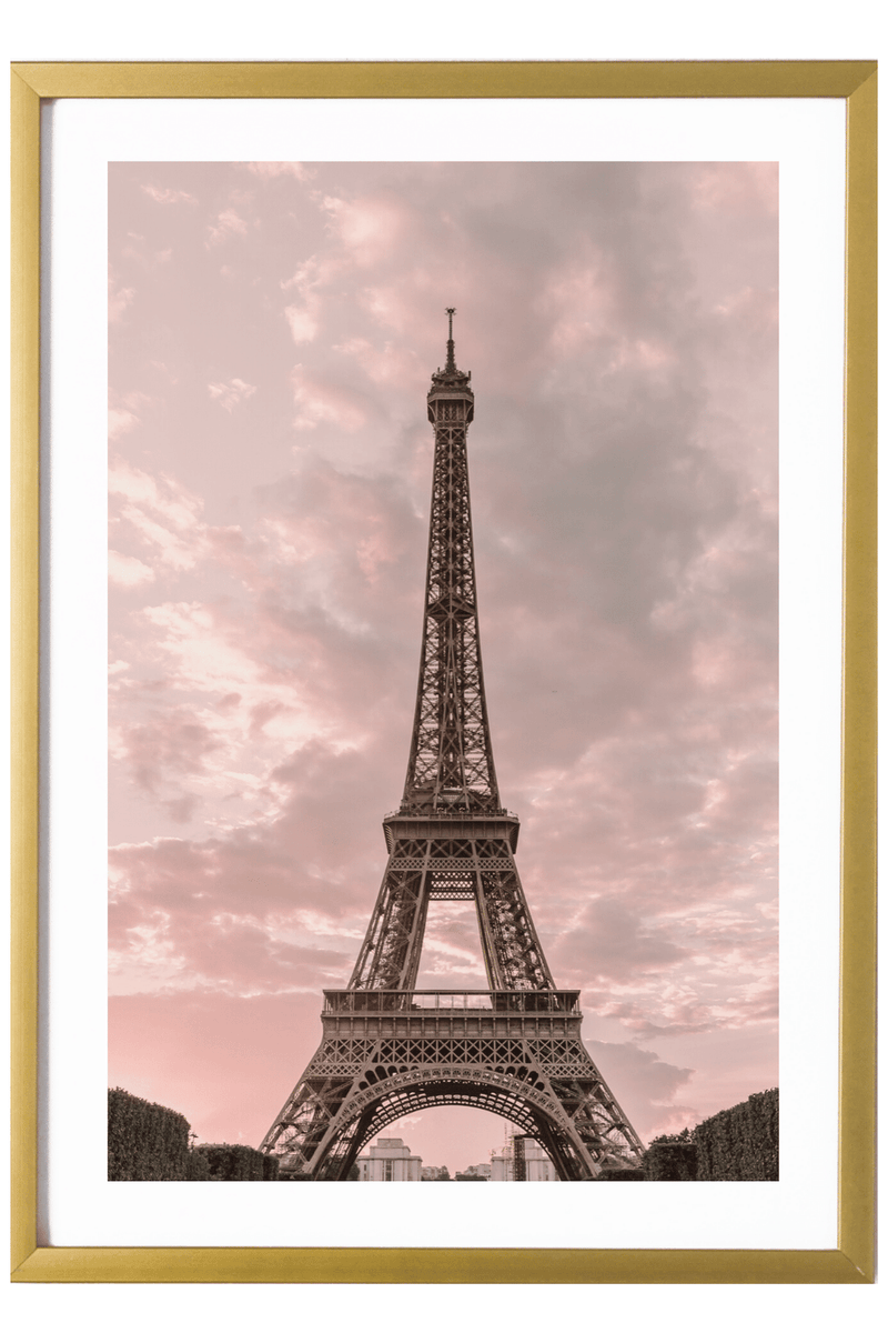 France Print - Paris Print - Eiffel Tower #7