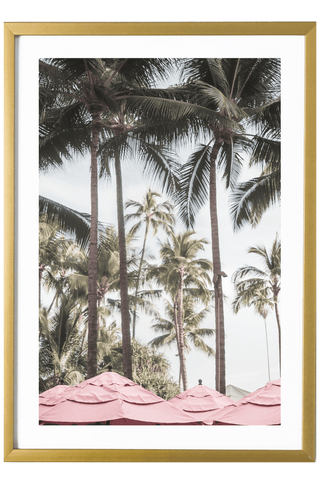 Hawaii Print - Honolulu Print - Royal Hawaiian