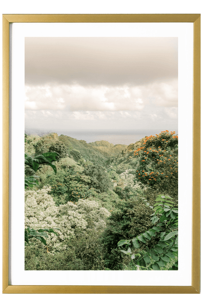 Hawaii Print - Maui Print - The Road to Hana