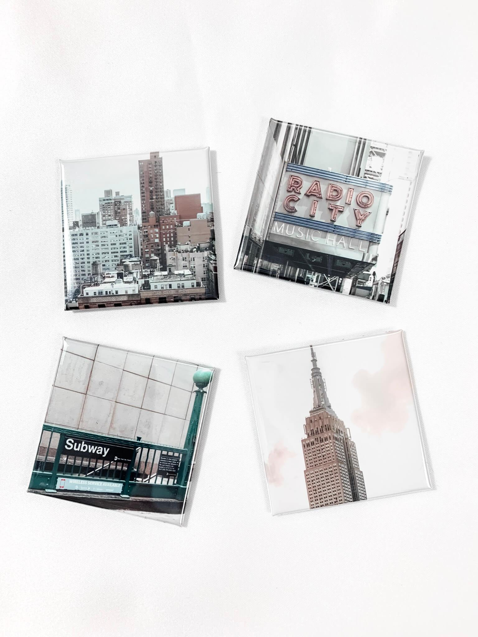Magnets - Magnets Set - New York City