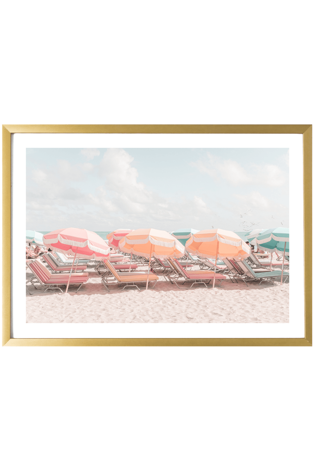 Miami Print - Umbrellas